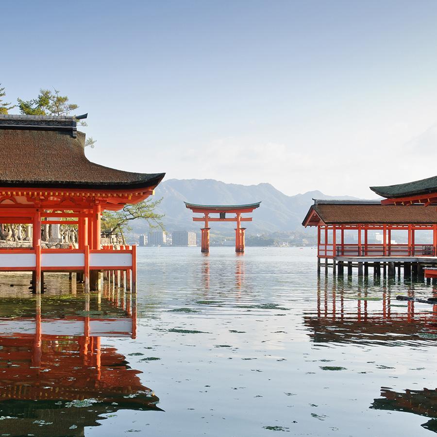 Tokio, Hiroshima, Osaka, Kioto y Takayama