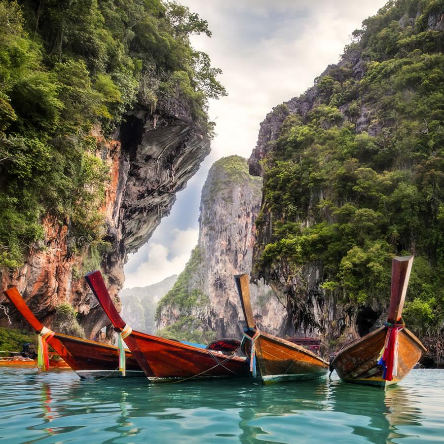 Tailandia: Naturaleza Norte y Phuket, circuito con estancia en playa ...