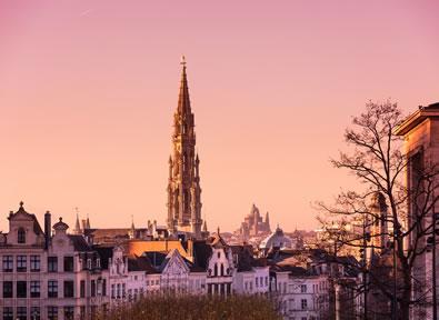 Trenes Thalys París - Bruselas