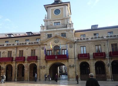Trenes Alvia Madrid - Oviedo