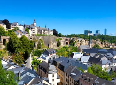 Trenes SNCF París - Luxemburgo