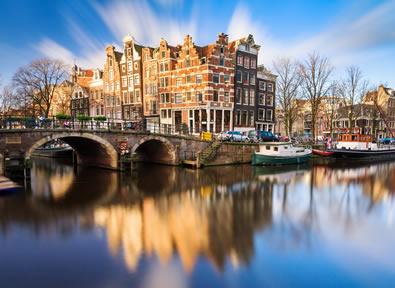 Trenes Thalys París - Ámsterdam