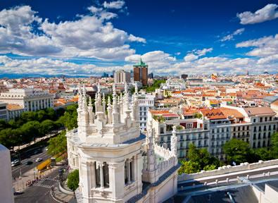 Trenes AVE Barcelona - Madrid