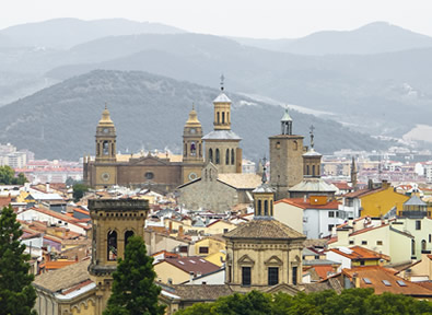 Trenes Intercity Barcelona - Pamplona