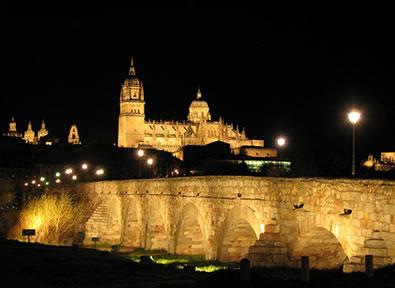 Trenes Alvia Madrid - Salamanca