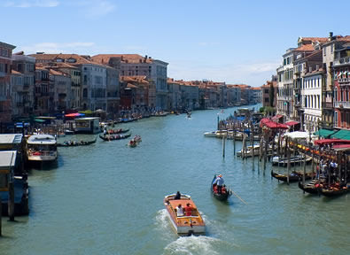 Trenes Trenitalia Roma - Venecia