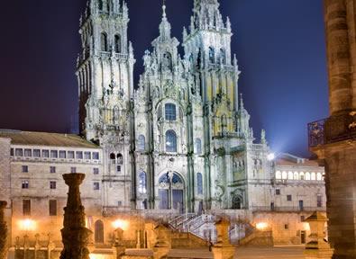 Trenes Renfe Madrid - Santiago de Compostela