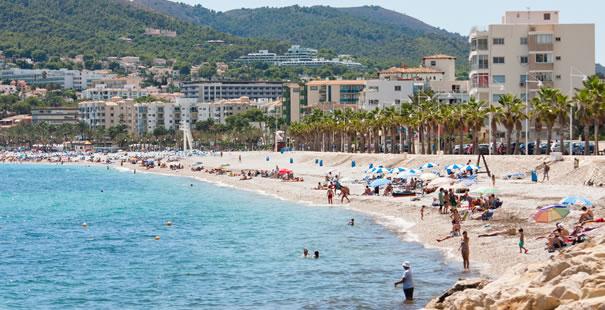 Hoteles baratos costa blanca ofertas en hoteles de costa for Hoteles en calpe playa