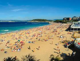 Playa del Sardinero 1