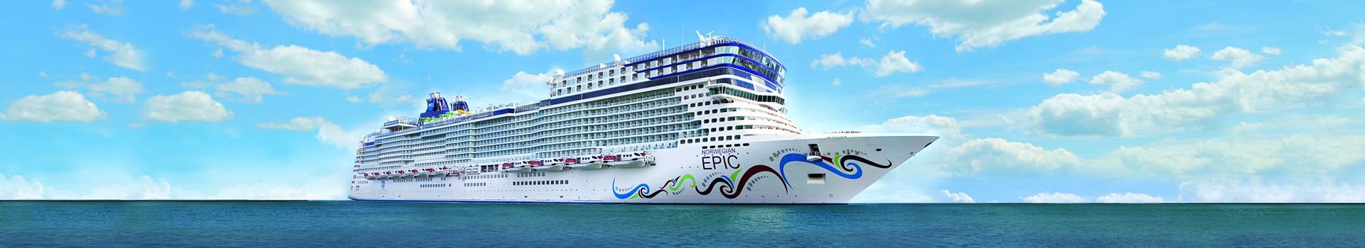 crucero epic mediterraneo