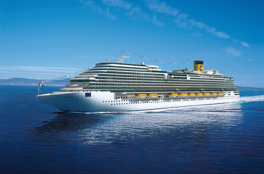 73779d952 Itinerarios y precios Costa Diadema, Costa Cruceros - Logitravel