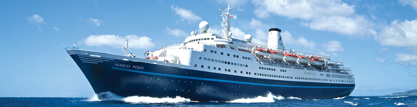 Itinerarios y precios Marco Polo, Cruise and Maritime - Logitravel.com
