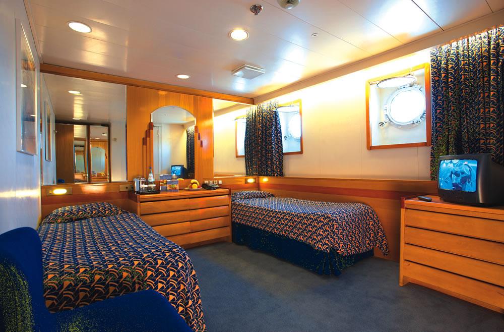 cubierta 6 atlantic deck del barco marco polo cruise. Black Bedroom Furniture Sets. Home Design Ideas