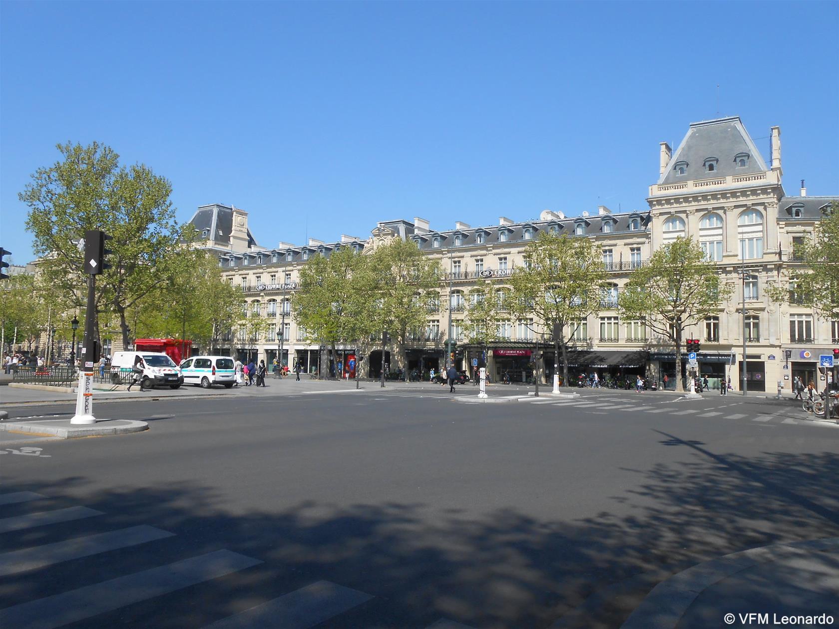 Hotel Republique Parigi