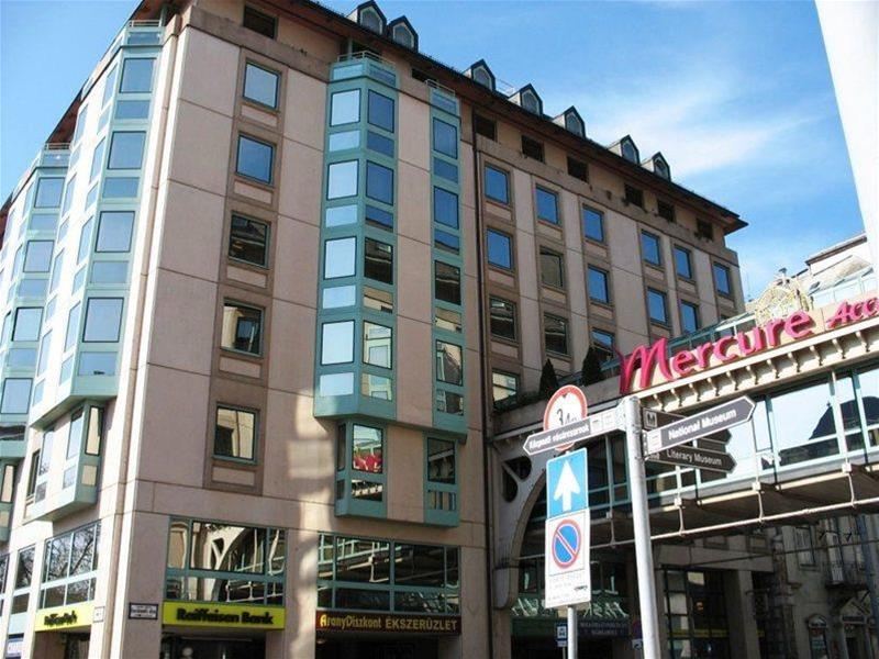 Mercure Budapest Korona