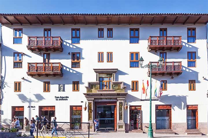 Hotel San Agustin El Dorado