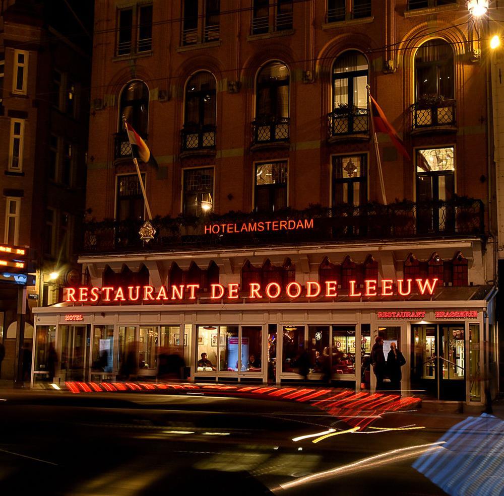 De Roode Leeuw Amsterdam Hotel