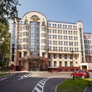 Courtyard By Marriott Pushkin