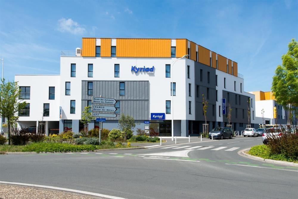 Appart Hotel A La Rochelle