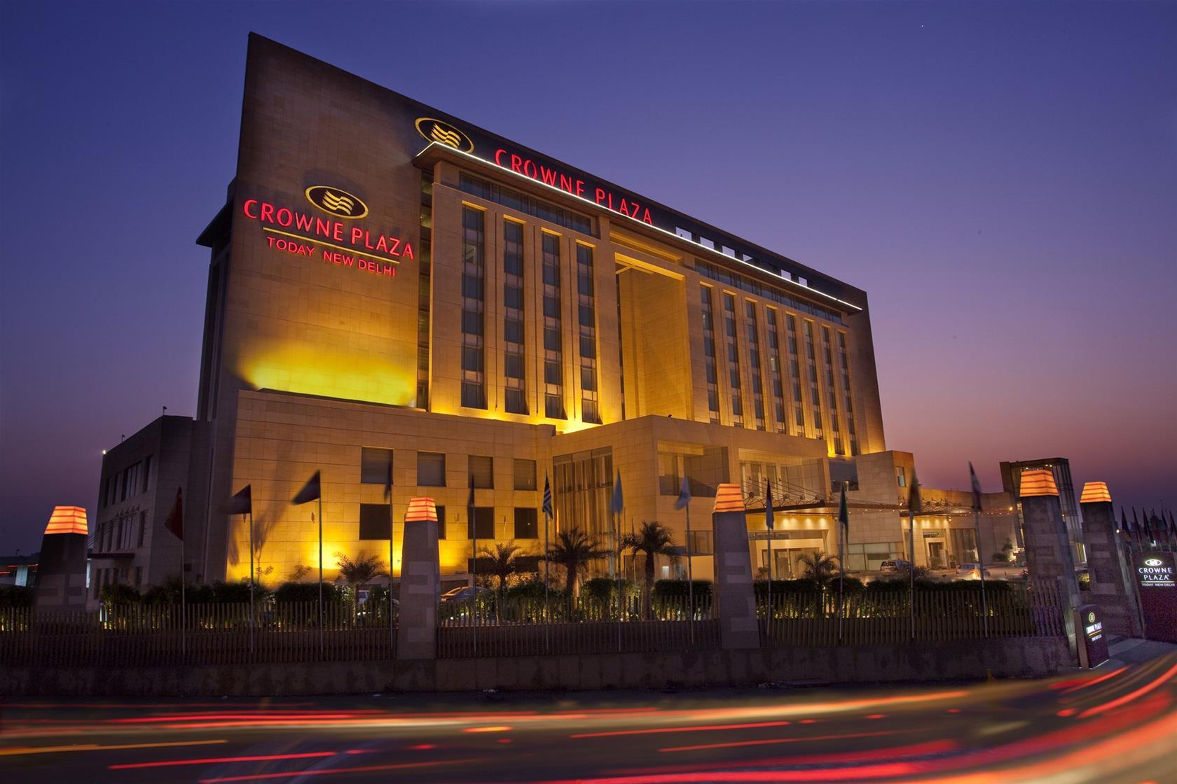 Crowne Plaza New Delhi Okhla