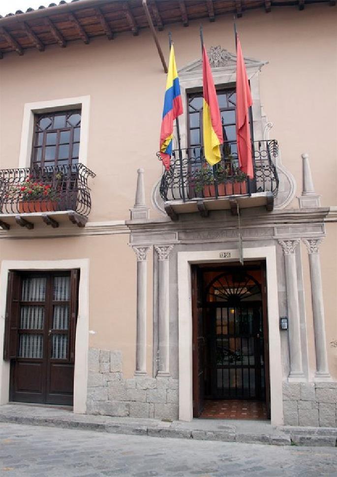 Hotel Casa del Aguila