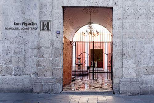 San Agustin Posada Del Monasterio