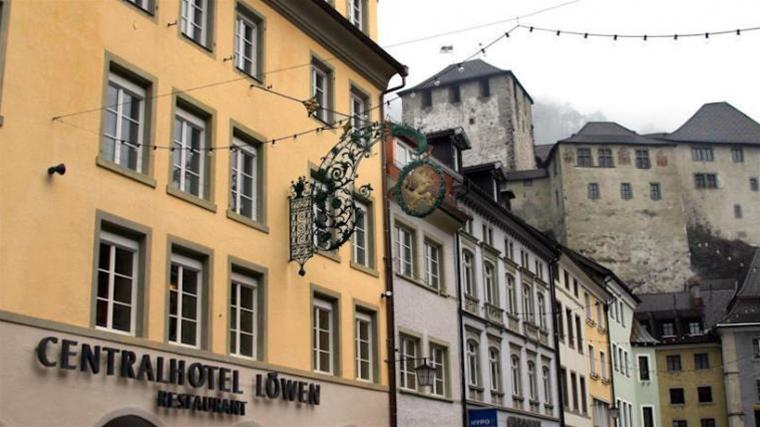 Central Hotel Löwen