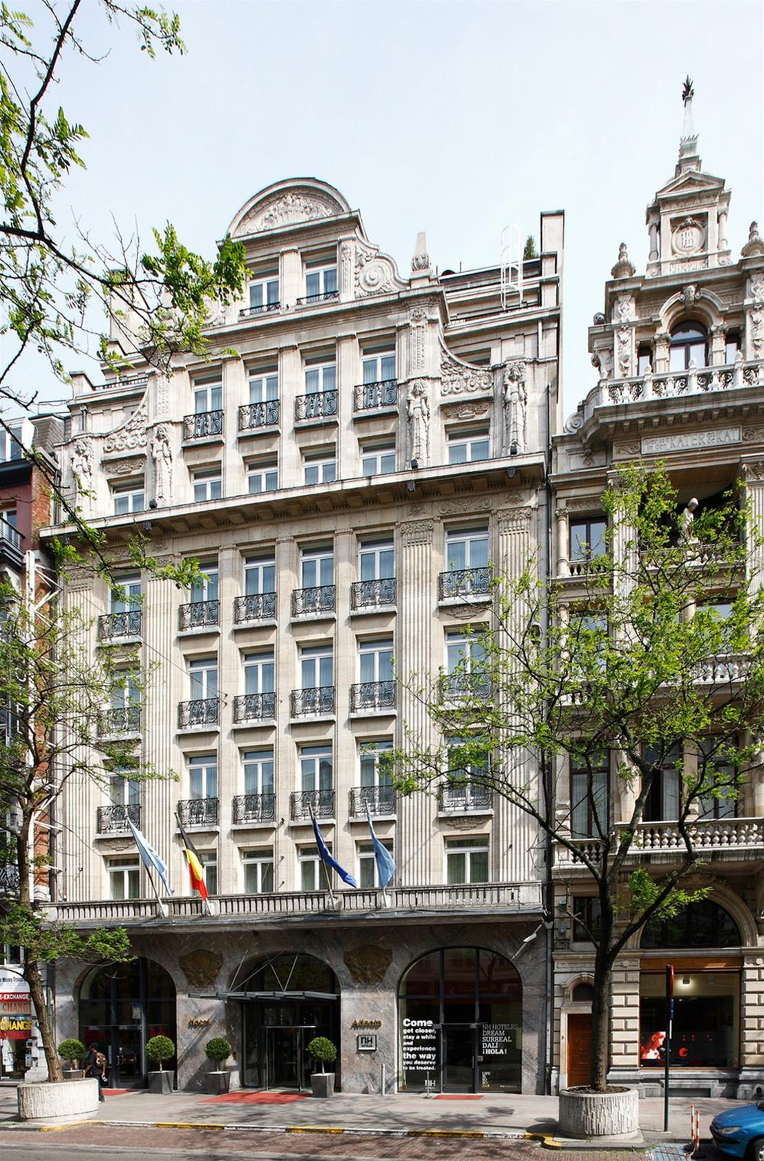 Nh Hotel Paris Centre
