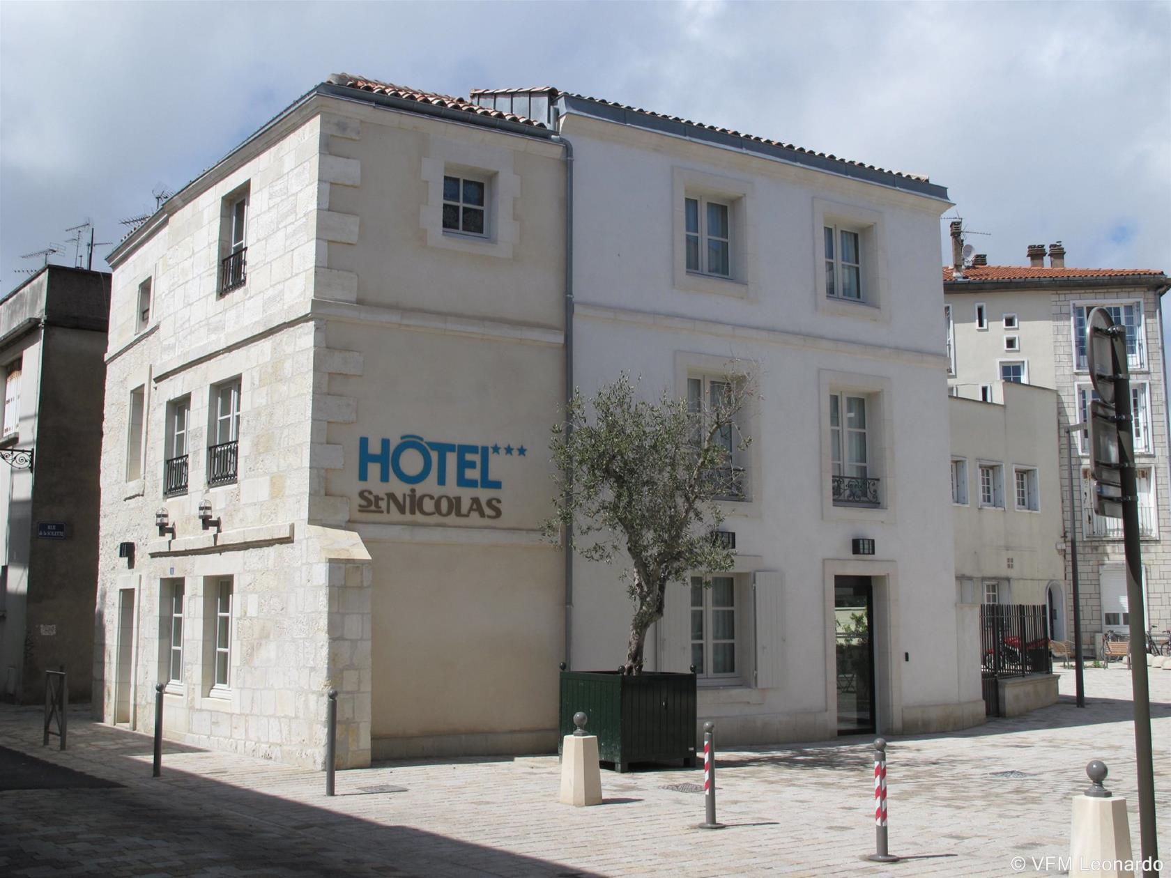 Hotel Gare La Rochelle