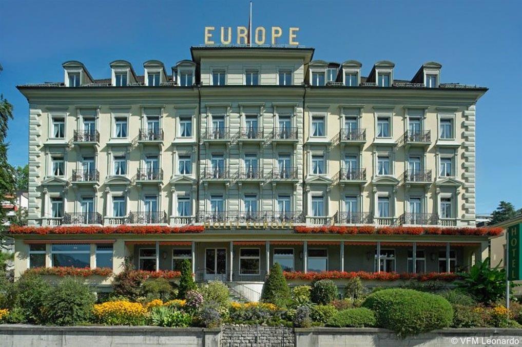 Centro Y Sur De Europa Suiza Alpes Y Norte De Italia