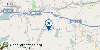 Aeropuerto de Goteborg