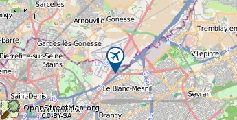 Aeropuerto de Le Bourget