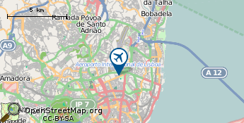 Aeropuerto de Lisboa