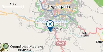 Aeropuerto de Tegucigalpa