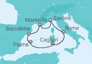 Éclat de la Méditerranée