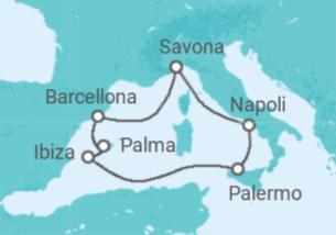 Un tuffo nel Mediterraneo