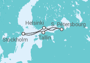 Les Joyaux de la Baltique