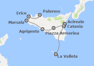 Italia y Malta