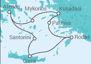 Egeo icónico - 5 días