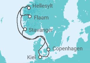 Scoprendo la Norvegia