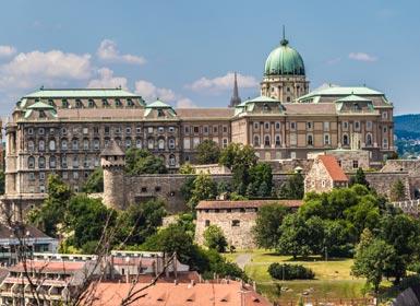 Castillo de Buda (Budai Vár)