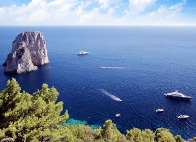 Mirador de Cannone, Capri