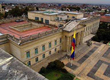 ad0058fadbd3 El centro histórico de Bogotá