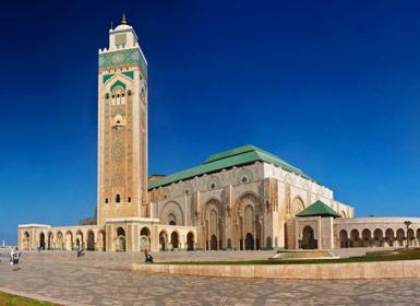 Mezquita Hassan II, Casablanca