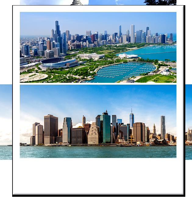 EEUU: De Nueva York a Chicago con Cataratas del Niágara, estancia y ...