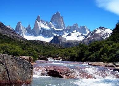 El Calafate y el P.N. Los Glaciares