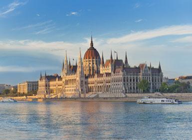 Parlamento de Budapest (Országház)