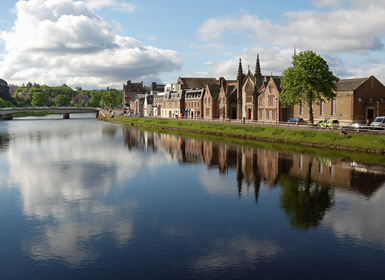Escocia. Inverness