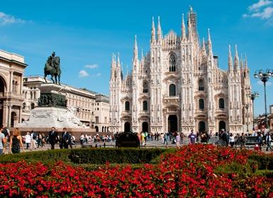 El Duomo, Milán