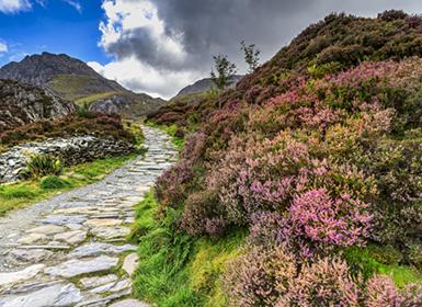 Gales. Parque Nacional de Snowdonia